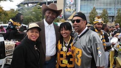 Steelers v Jets