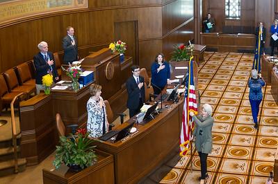 ACLU of Oregon Lobby Day in Salem