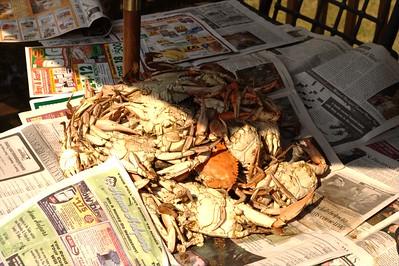 20060806 - Crab Feast