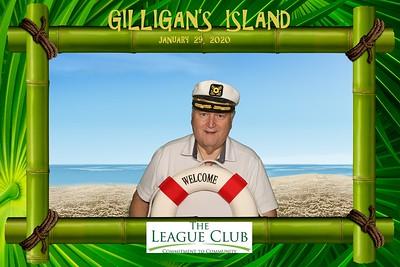 The League Club Naples Presents Gilligan's Island 2020