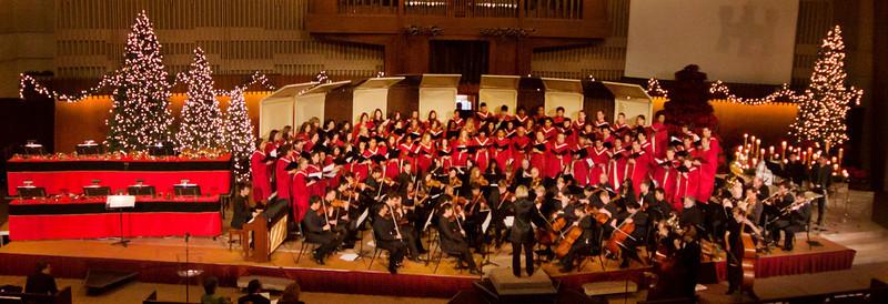 PUC Christmas Program 2011