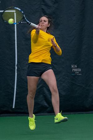 ISU Tennis vs UTEP 01/17/16