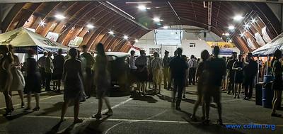 Bombers Moon Hangar Dance, Sep 2013