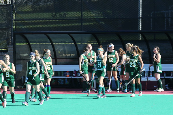 UVM Field Hockey at BC 2017