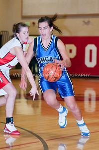 OHS Girls Varsity @ Port Townsend HS