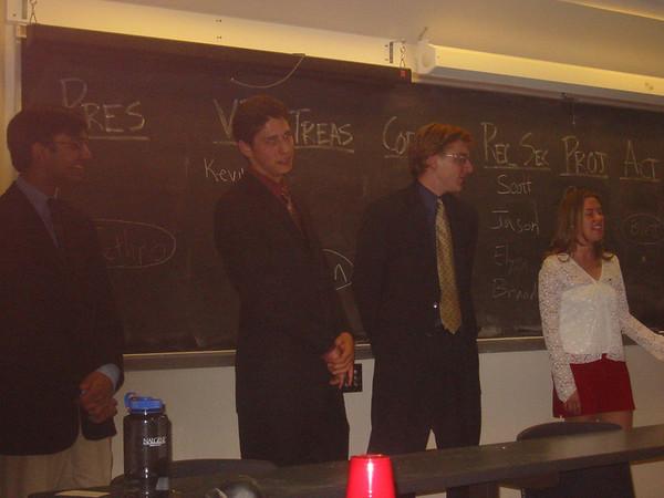 HKN Banquet (2003-04-11)