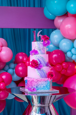 Chay Chat Sweet Sixteen