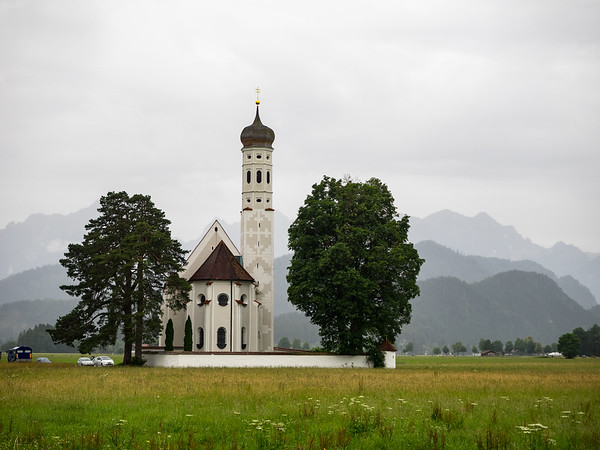 Catacomb Saints and Cowbells: a week in Bavaria (July 2019)