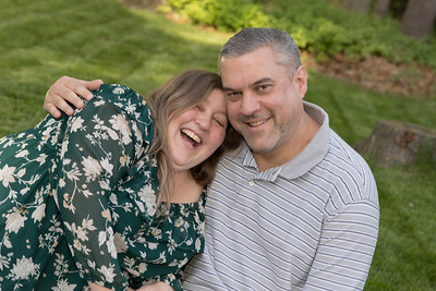 05/25/18 Mary Leavy & Michael Griffin Are Engaged- Engagement Wedding Portrait Photos, Westfield MA New England Bike Path