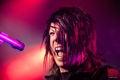Falling in Reverse at the Roxy