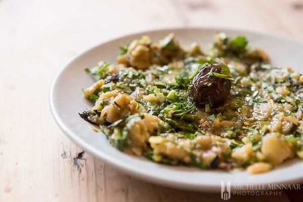 Melitzanosolata - Vegan Greek Recipes
