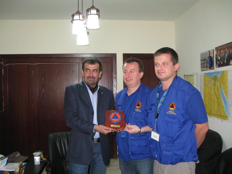 UCP Mission Jordan 2013