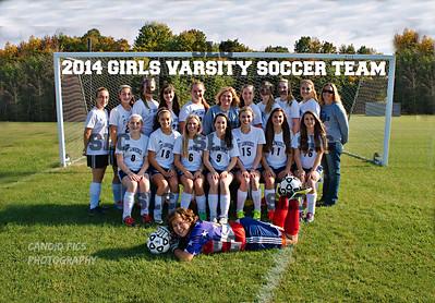 Varsity GIRLS>>>Soccer