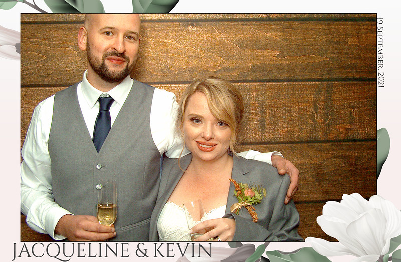 Jaqueline and Kevin 2021