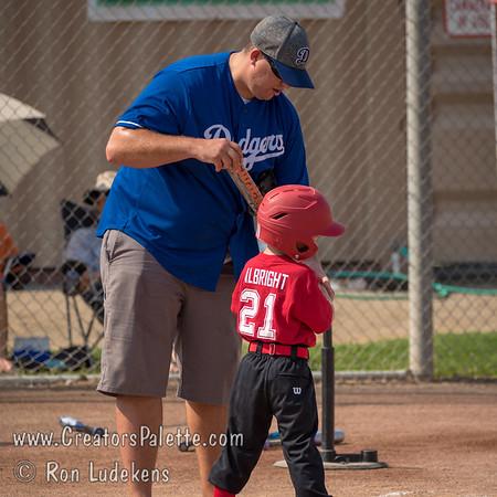 Baseball 8-5-17 at NAZ Church