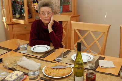 Thanksgiving 2008 at Lisa and Carlos'