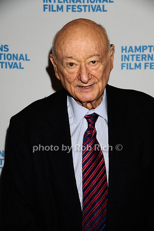 Ed Koch speaks at the HIFF world premiere of KOCH  in East Hampton onall photos by Rob Rich © 2012 robwayne1@aol.com 516-676-3939 10-8-12.