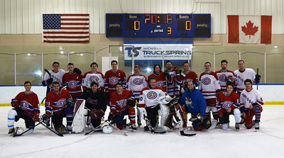 2018 Alumni Hockey Game