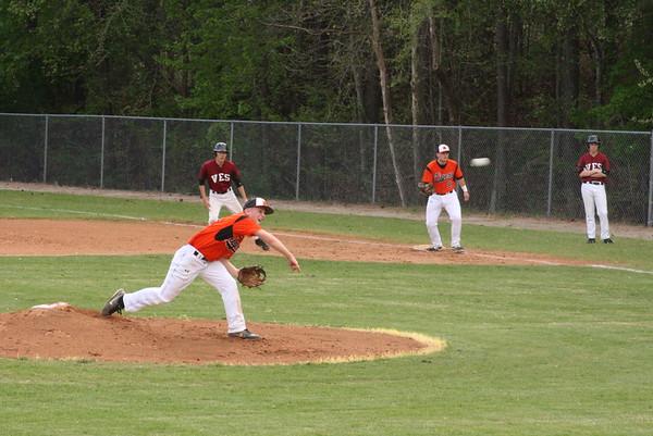 Varsity Baseball vs. VES