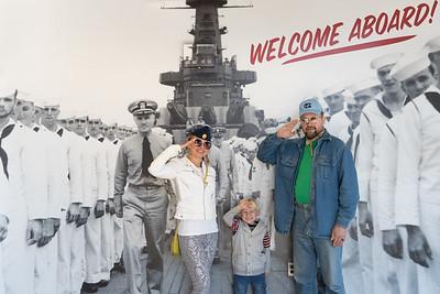 2015 - USS North Carolina