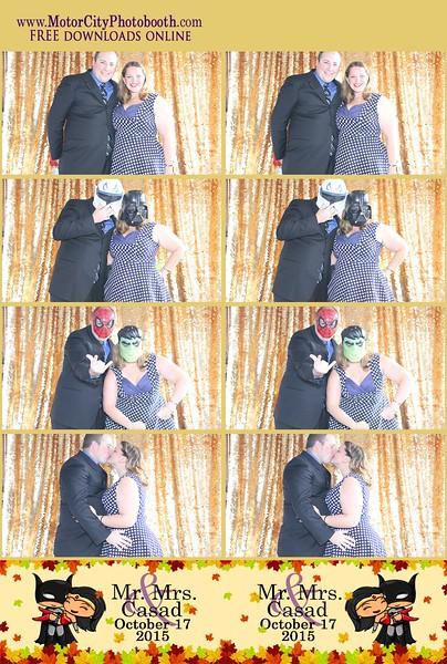 Rob and Megan Casad Wedding