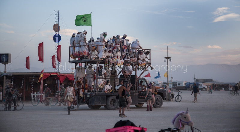 The Lamp Lighters~Burning Man 2015