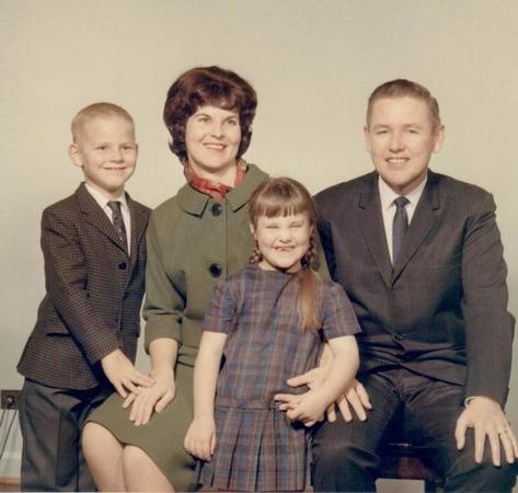 Charles C. Jones Family 1966.jpg