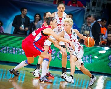Quarterfinals: Turkey - Serbia