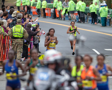 Highlights - 2019 Boston Marathon