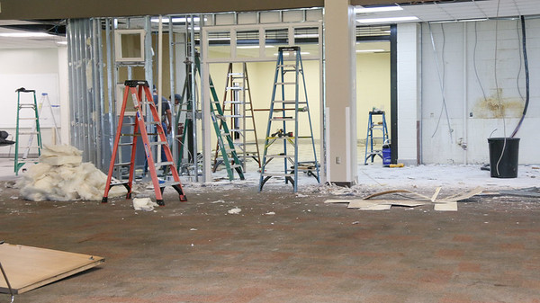 Holmes and Lois Murphy Center Cafeteria Remodel