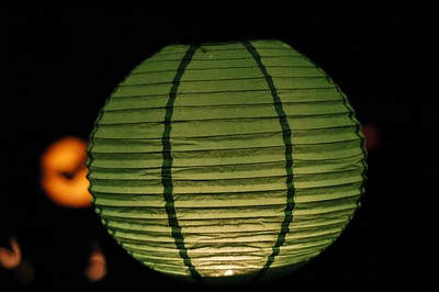 Japanese Garden Moon Viewing