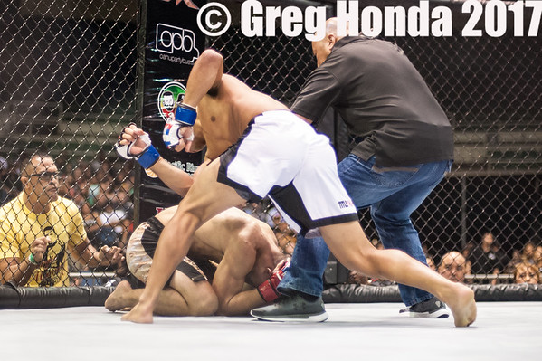Lawrence Yap VS Sergio Mamone Jr.