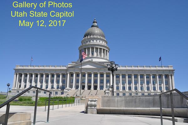 Fri., May 12, 2017 ~~ Utah State Capitol