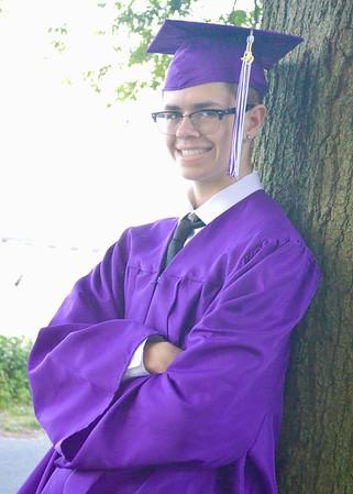 Michael Graduation 2020