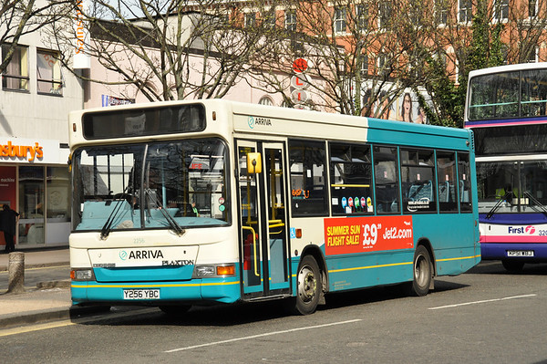 06-04-11 Leicester Buses