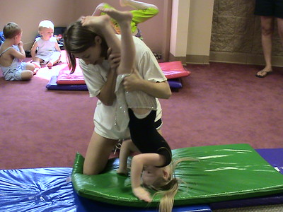 Summer Leaps & Bounds for Children 3-5 yrs. 6-25-10