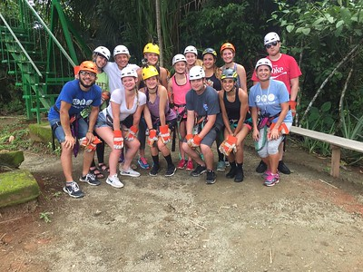 2017 South Jersey's Costa Rican Adventure