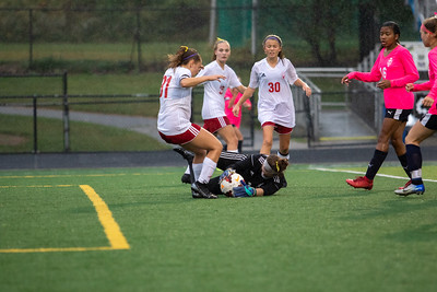 2019-10-02 -- Twinsburg Girls JV & Varsity vs Wadsworth JV & Varsity High School Soccer