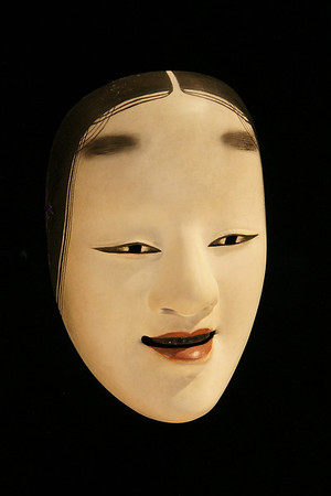 Masks in Mashiko