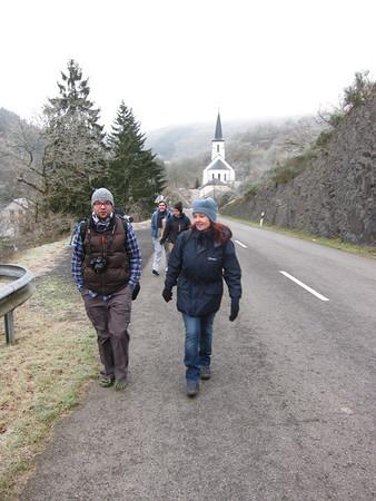 Hike Kautenbach - Michelau