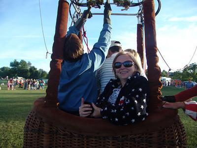 Sunkist Balloon Festival