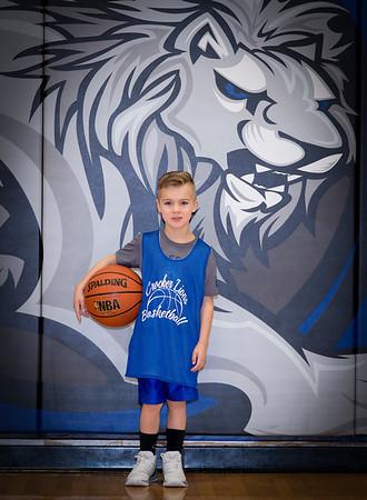 Boys: Crocker Basketball