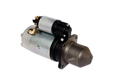 John Deere 6000 6010 Renault Claas Ares 500 600 Series Engine Starter Motor 3 Bolt 10 Tooth Drive