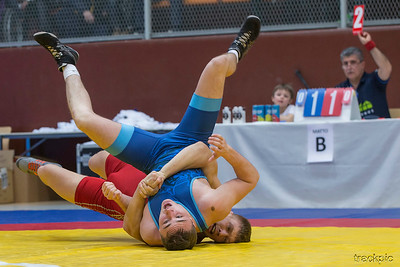 Finnish Championships in Greco-Roman Wrestling 2019, preliminary matches