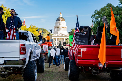 Farmers Protest Sacramento 2020