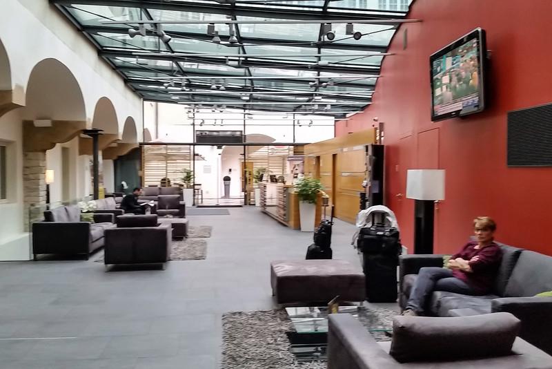 Barcelo, Our Prague hotel