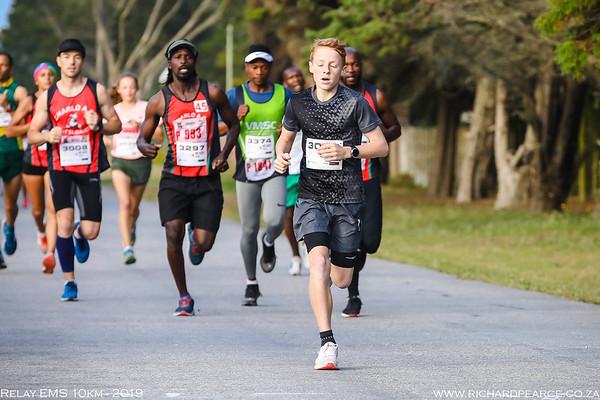 Relay EMS 10km - 2019