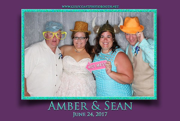 Amber & Sean Wedding