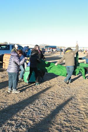 Hot Air Balloon Event Taos New Mexico