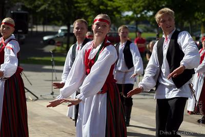 3.8. Tanska 4 Folkloreshow in Kolding